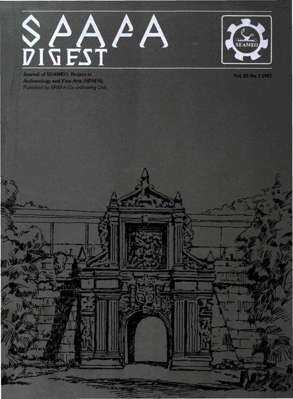 View Vol. 3 No. 1 (1982)