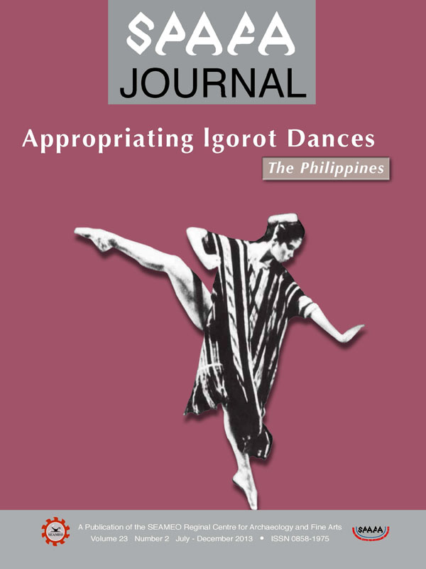 SPAFA Journal 2013, Vol. 23, No. 2
